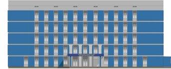 Смета на проект ремонт фасада