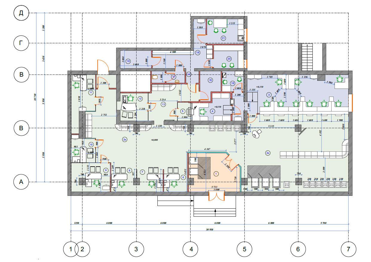 Перепланировка П-3 - Перепланировка квартир серии п-3